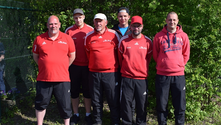 2. Spieltag NBV Landesliga 2 in Witten-Herbede