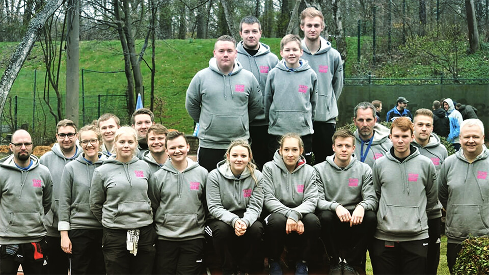 Jugendländerpokal und U23 Wettkampf